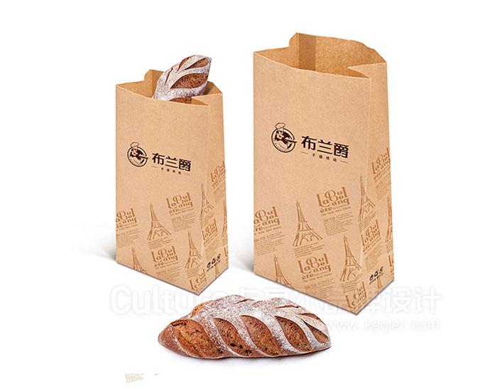 布兰爵品牌形象设计,vi系统设计, 烘焙连锁店设计, 烘焙包装设计